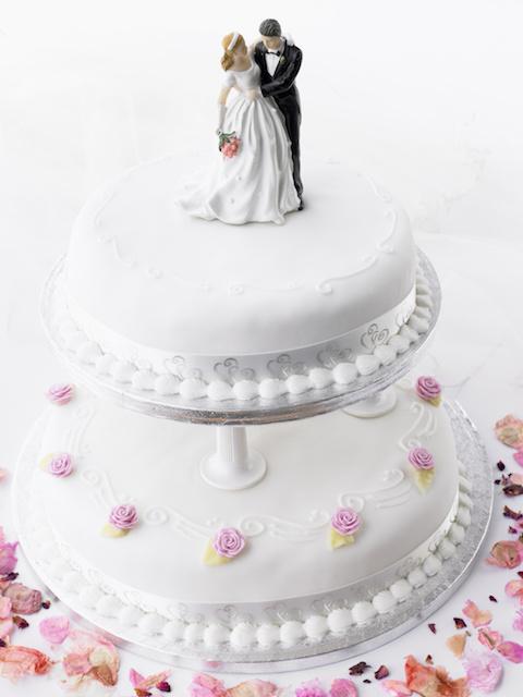 Brautpaar für Hochzeitstorte kaufen Berlin