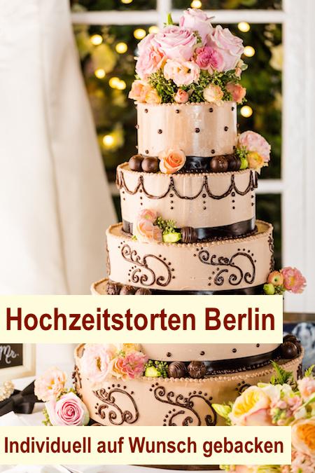 Hochzeitstorten Berlin