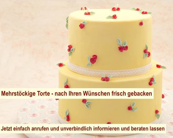 Mehrstöckige Torte Berlin